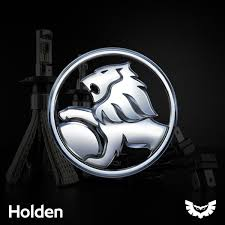 holden logo holden colorado rodeo commodore astra captiva cruze led light