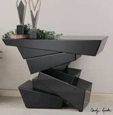 Black Console Table 7 Modern Black Console Tables Cute Furniture