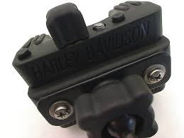 harley davidson flhp road king police 2008 gps bracket phone