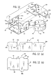 patent us6802770 ventilating exhaust fan google patents