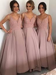 bridesmaid dress ideas beige bridesmaid dresses 2017 wedding ideas magazine weddings