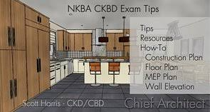 Islands For A Kitchen Nkba Ckbd Exam Tips 6 Creating A Kitchen Island For The Ckbd Exam