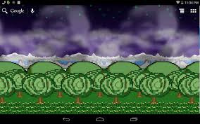 8 bit forest wallpaper android apps on google play