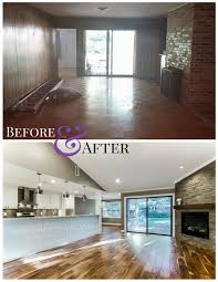 decorating before and after photos mod interiors