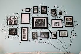 diy home interior design diy simple and ingenious family tree displa diy home design