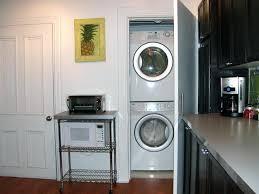 seche cuisine meuble tambour machine a laver table rabattable cuisine pour