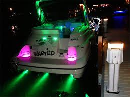 pontoon boat led light kits underwater led light 6 watt marine led lights and boat lights