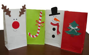 christmas paper bags snowman bags so for gifts at christmas time christmas