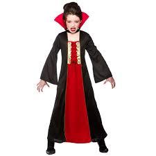 Halloween Costumes Vampire Girls Vampiress Gothic Emo Costume Vampire Halloween Kids Fancy