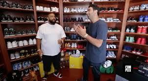 dj khaled shows his sneaker closet pt 2 terez owens 1