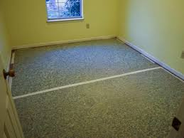 Underlay For Laminate On Concrete Floor How To Install A Laminate Floor How Tos Diy