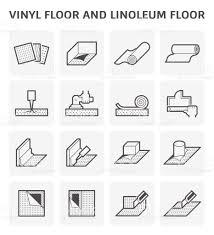 Linoleum Floor Installation Flooring Installation Clip Art Vector Images U0026 Illustrations Istock