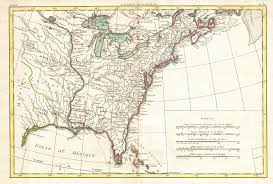 Map Of Louisiana by File 1776 Bonne Map Of Louisiana And The British Colonies In North