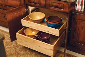 Roll Out Shelves by Kitchen Storage Roll Out Kitchen Drawers Dura Supreme Cabinetry