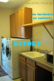 i know the plans i have for you laundry room before and after