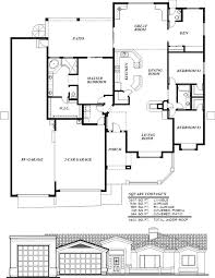 custom home builders floor plans rv garage house plans adhome