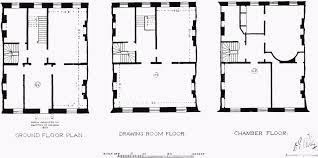 uk floor plans plate 42 no 43 lincoln s inn fields royal college of surgeons