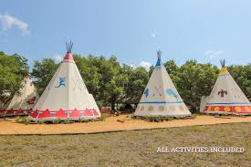 luxe teepee westgate river ranch resort u0026 rodeo