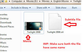 how to watch movies with subtitles