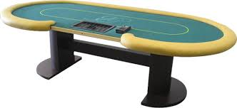 Play And Win Online Used Poker Table