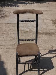 chaise d église ancienne chaise d église à restaurer domtom34 s