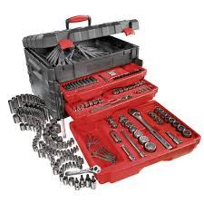 best black friday tool deals sears craftsman 35255 255 pc mechanics tool set with lift top