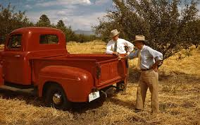 Classic Ford Truck Information - on this day in 1948 original ford f 1 pickup truck launched