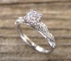 antique engagement rings uk the 25 best leaf engagement ring ideas on small