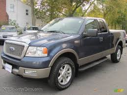 ford f150 lariat 4x4 for sale 2004 ford f150 lariat supercab 4x4 in medium wedgewood blue