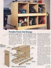 Tool Storage Shelves Woodworking Plan by 1239 Tool Storage Shelves Plan Workshop Solutions Plans Tips