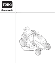 toro lawn mower lx420 lx460 user guide manualsonline com