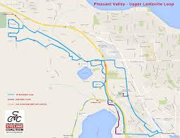 Lake Pleasant Map Greater Nanaimo Cycling Coalition
