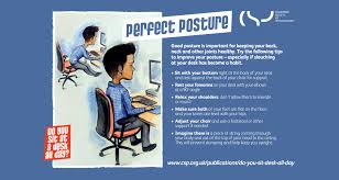 Neck Exercises At Desk Do You Sit At Your Desk All Day Our Easy Exercise Screen Savers
