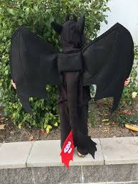 toothless costume easy toothless costume 7 steps with pictures
