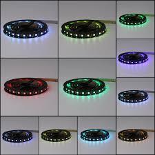 Led Strip Light Power Consumption by 1m 2m 3m 4m Low Power Consumption 5050 Rgb Usb Led Strip 4pin