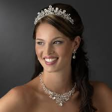 bridal tiara fabulous swarovski tiara headpiece bridal hair