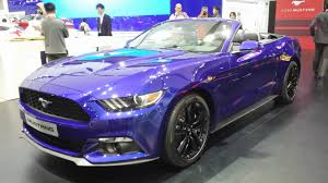 price of 2015 mustang convertible ford mustang reportedly india bound 2015 seoul live