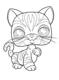littlest pet shop coloring pages coloring pages photo shared by