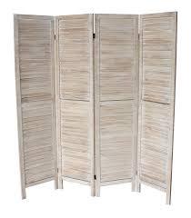 wooden room dividers bozeman 70 x 67 4 panel room divider reviews allmodern