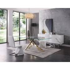 Dining Tables And Chairs Buy Any Modern  Contemporary Dining - Contemporary glass dining table and chairs