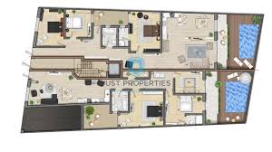 maisonette floor plan zebbiegh ground floor maisonette with yard and pool for sale