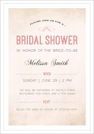 bridal shower invitation wording bridal shower invitations charming bridal shower invitation