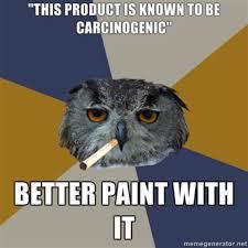 Art Student Owl Meme - art student owl know your meme