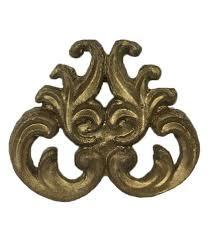 Window Treatment Hardware Medallions - drapery medallion tassel tie back holder regal scroll reilly