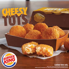 halloween burger burger king burger king cheesy tots are back and not just for lunch anymore