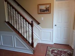 attractive stair molding ideas shadow boxes 1 home design