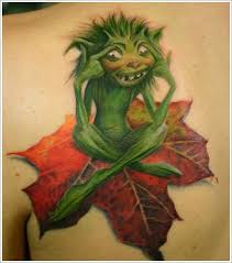 maple leaf tattoo ideas marijuana leaf tattoos four leaf clover