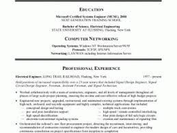 Resums What A Resume Looks Like Nardellidesign Com