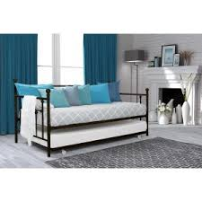 Modern Daybed With Trundle Contemporary Modern Daybeds Hayneedle