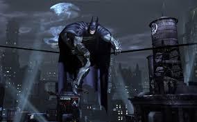 batman on a wire knight rises hd game wallpaper